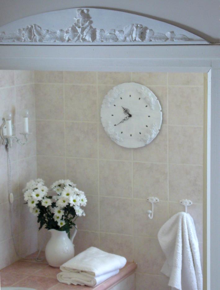 salle de bain inspiration shabby. Black Bedroom Furniture Sets. Home Design Ideas