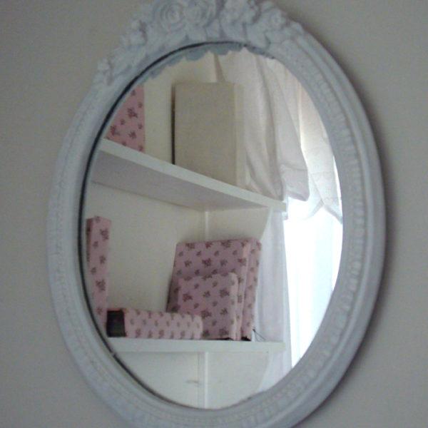 Des roses dans le miroir for Pic de chix dans l miroir