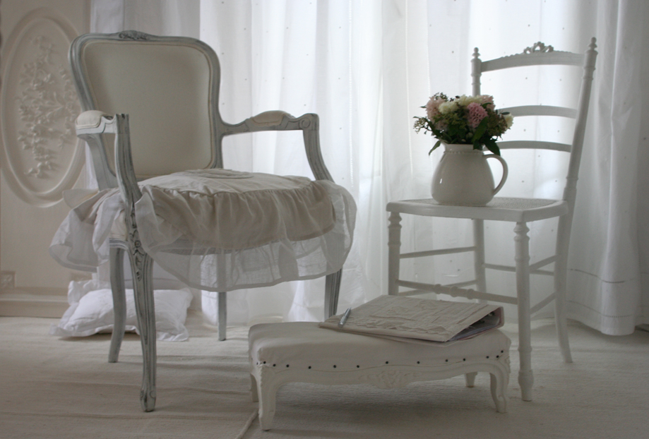 fauteuil shabby inspiration shabby. Black Bedroom Furniture Sets. Home Design Ideas