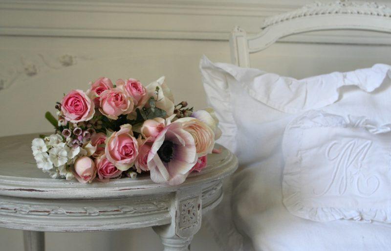 d coration campagne chic inspiration shabby. Black Bedroom Furniture Sets. Home Design Ideas