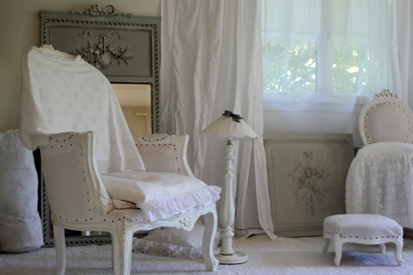 ambiance romantique inspiration shabby. Black Bedroom Furniture Sets. Home Design Ideas