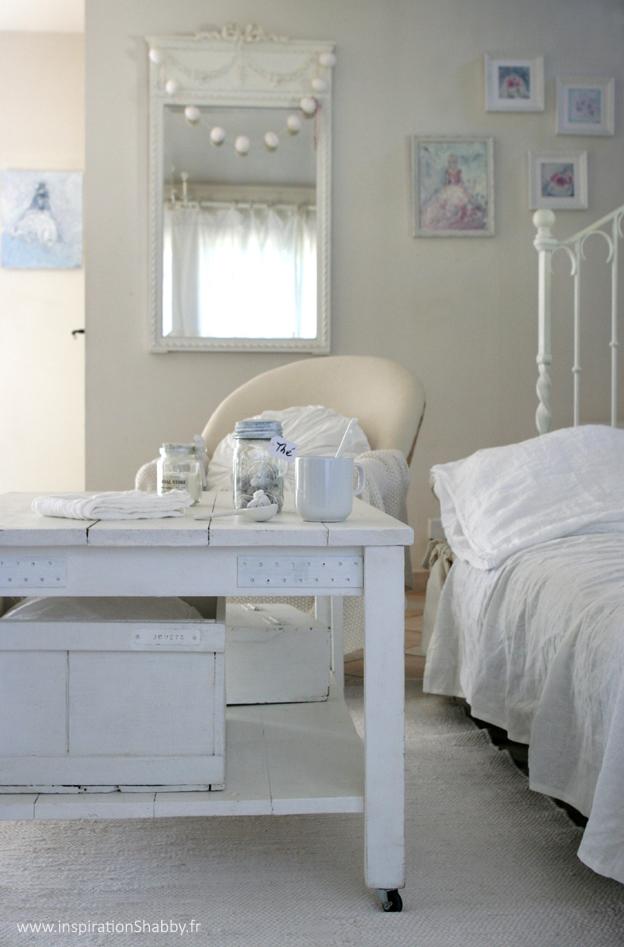 meubles inspiration shabby. Black Bedroom Furniture Sets. Home Design Ideas